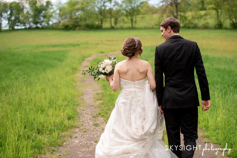 Outdoor wedding pittsburgh
