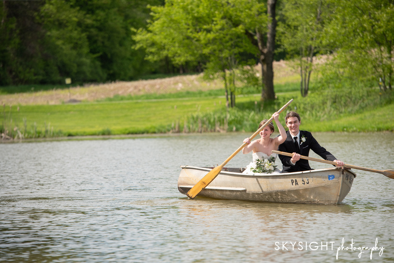 Pittsburgh wedding portrait