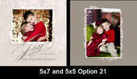 5X7 AND 5X5 OPTION 21